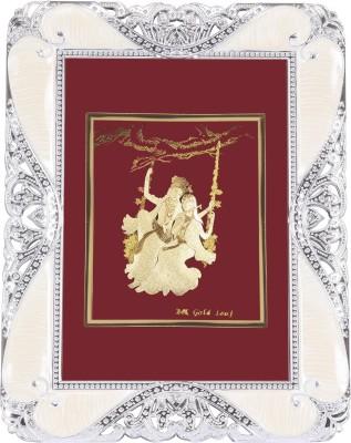 ARGS PAPER PLUS Radhe-Krishna Religious Frame