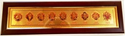 Artfelt Navdurga Religious Frame