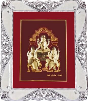 ARGS PAPER PLUS Lakshmi, Ganesha and Saraswati Religious Frame