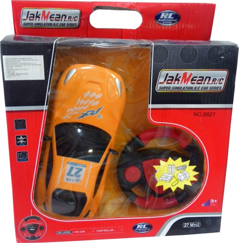 Next Gen Jak Mean With R/C(Red, Black, Yellow)