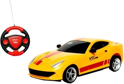 Rey Hawk R/c Super Power Jak Mean Rechargeable Car Yellow