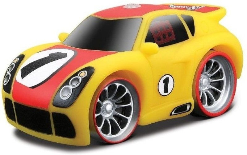 Maisto Squeeze GO RC - Car Toy(Multicolor)