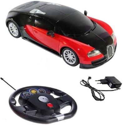 Zaprap Remote Control Bugatti Racing Car With Gravity Sensor