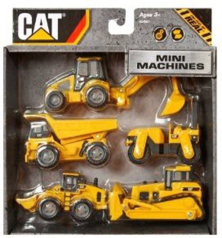 Toystate State Cat Mini Machine3