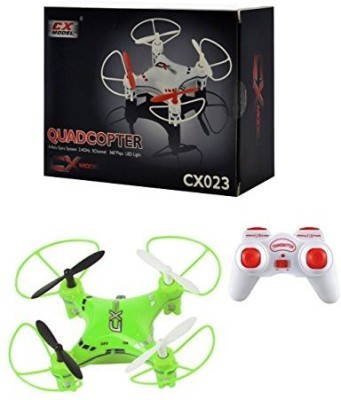 Ionic Pro Ionic 6Axis Gyroscope 2.4 Ghz Control Rc Quadcopter (Green)