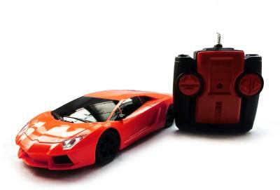 Kbnbs Remote Radio Control RC Super Car Kids Toy (High Speed Model)