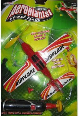 Turban Toys Battery Operated Super Aeroplanist Power Plane