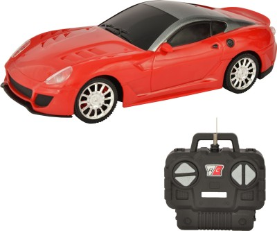 Zest4toyZ Super Racing Car R/C R(Red)