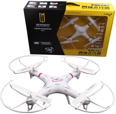 Krypton 2.4g 4ch Fpv Quadcopter 6-Axis Gyro Professional Drones Headless Mode With Camera