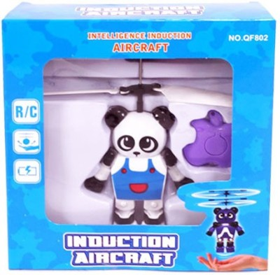 VENUS-PLANET OF TOYS RC INFRARED CONTROL FLYING PANDA, W/LIGHT & USB CHARGER & CONTROLLER