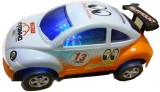 Crazy Car Remote Controlled With 3D Ligh...