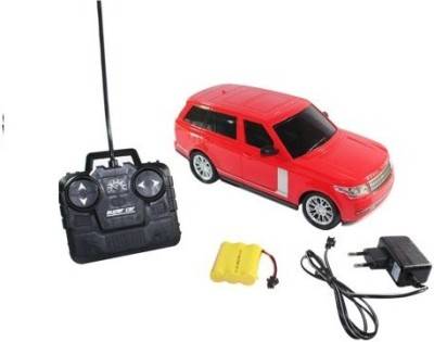 Madink Red Range Rover Rechargeable Remote Control Car
