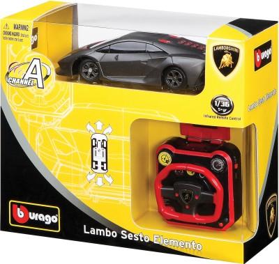 Bburago Lamborghini Sesto Elemento - IR Wrist Racer(Grey)