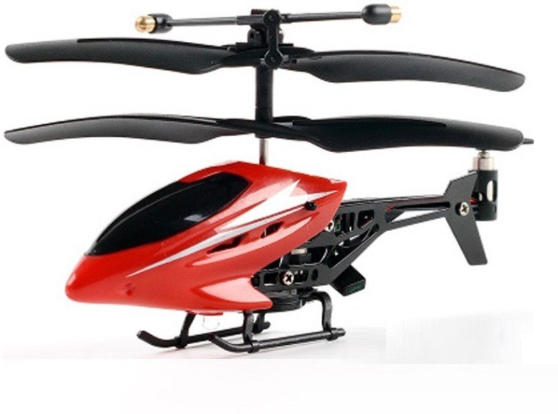 The Flyer's Bay Max Nano 3.5 Channel Helicopter ( Smallest...