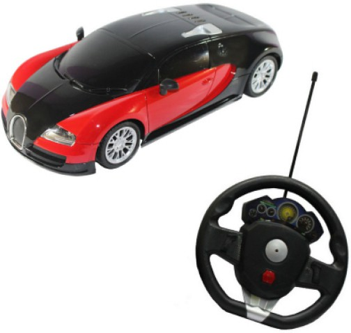 buy swarup toys red and black radio controlar car best online prices and re. Black Bedroom Furniture Sets. Home Design Ideas