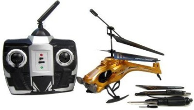 Odyssey Flying Machines 2.4Ghz Small Dragon Flygold(Multicolor)