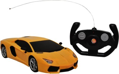 SG Lamborghini Luxury Sports Rc Car(Yellow)