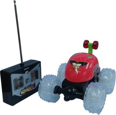 Fab5 Angry Bird Remote Control Stunt Car