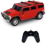 Parv Collections Hummer H2 SUV (Red, Bla...