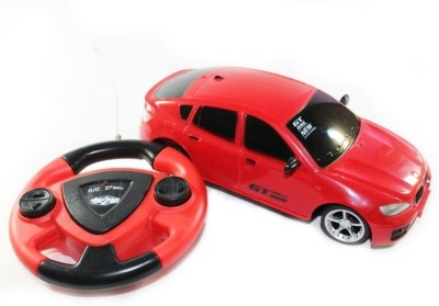 Soni Jak Mean Remote Control Rechargeable Car With Steering
