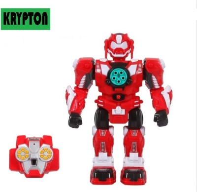 Krypton Infra Red Remote Operated Multi-Function Fighting Robot 01