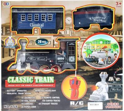 Babeezworld Remote Control train toy