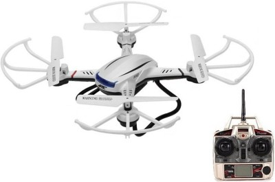 Toys Bhoomi RC Quadcopter Helicopter Drone - 300m Estimated Flying Range ( Non Camera Version )