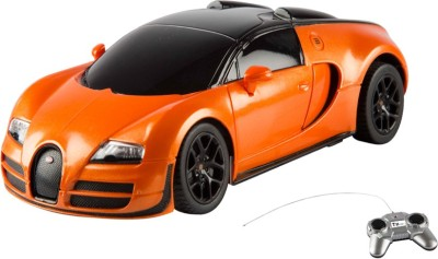 Toyhouse Radio Remote Control 1:24 Bugatti Veyron 16.4 Grand Sport Vitesse RC Scale Model Car
