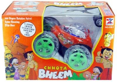 Khareedi Chota Bheem Remote Control Stunt Car For Kids