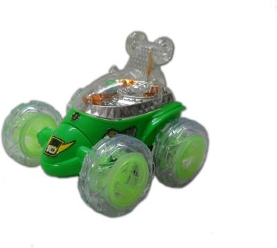 Khareedi Ben 10 Remote control Stunt Car