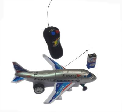 Shop4everything Radio Control Aeroplane ( Running Not Flying )