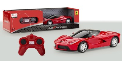 Toyhouse Toyhouse Radio Remote Control 1:24 Ferrari LaFerrari RC Scale Model Car Red