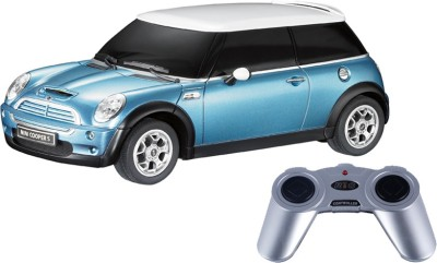 Toyhouse Radio Remote Control 1:24 Mini Cooper S RC Scale Model Car