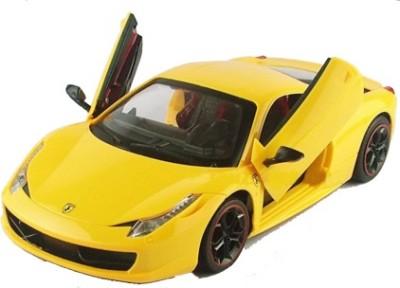 A2b Super 458 the Model Car