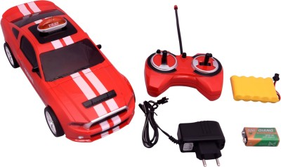U Smile Rechargable RC Stunt Car