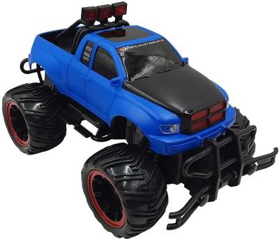 AIBANI 1:16 Blue Colour Rechargeable Battery Car(Blue)