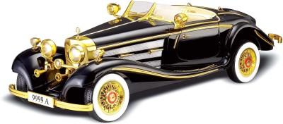Toys Bhoomi 1-5 Scale RC German Mercedes-Benz 500k Roadster - HUGE Vintage Cars