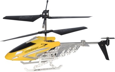 TRD Store Jat-In Super Ratio Of I/R Helicopter Yellow