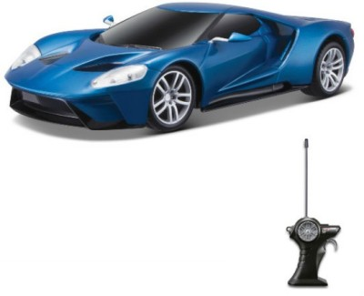 MAISTO Ford GT Remote Control Car 1:24 Scale