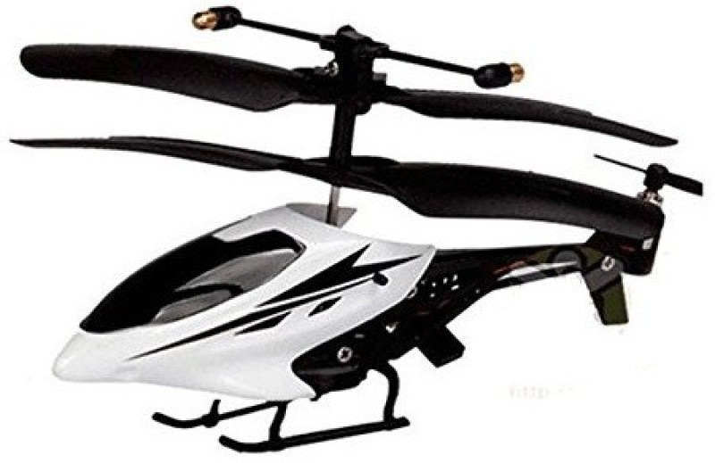 The Flyer's Bay Max 3.5 Channel Nano Helicopter (Smallest Known)(Multicolor)