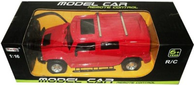 Taaza Garam Remote Control 1: 16 Scale Hummer Car