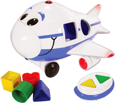 The Learning Journey Remote Control Shape Sorter - Jumbo The Jet Plane