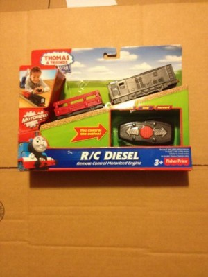 Fisher-Price Thomas Thomas The Train Trackmaster R/C Diesel