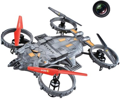 Saffire Avatar Spaceship 4 Channel Drone with Camera