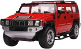 Aazo Remote Control Hummer Car (Red)