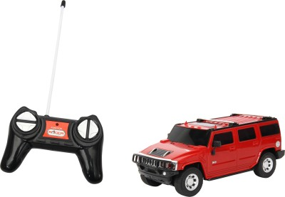 Toyhouse 1:24 Hummer Suv Rechargeable Rc Carr