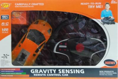 UV Global Gravity Sensing Remote Control Car