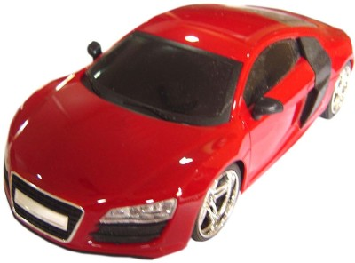 Brunte 1:18 Brunte Red City Remote Car With Rechargeable Battery