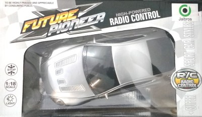 Jaibros Future Pioneer High Powered Radio Controlled Remote Car
