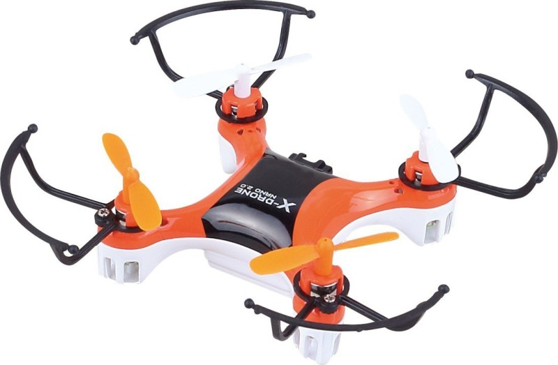The Flyer's Bay Nano Quadcopter with 360 Degree Axis Gyro...